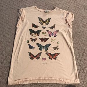 ASOS butterfly tee